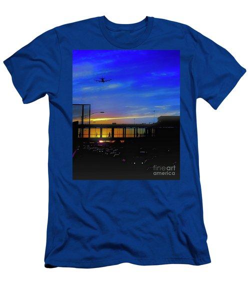 Trains Planes And Automobiles  Men's T-Shirt (Athletic Fit)