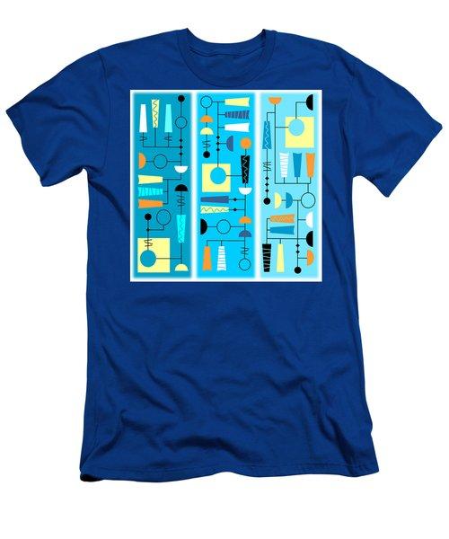 Triple Treat Men's T-Shirt (Athletic Fit)