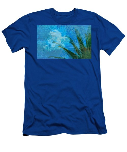 Tropical Afternoon Men's T-Shirt (Athletic Fit)