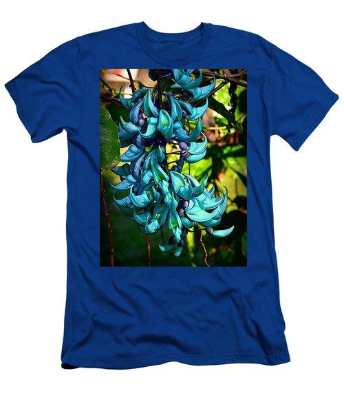 Tropical Jade Men's T-Shirt (Athletic Fit)