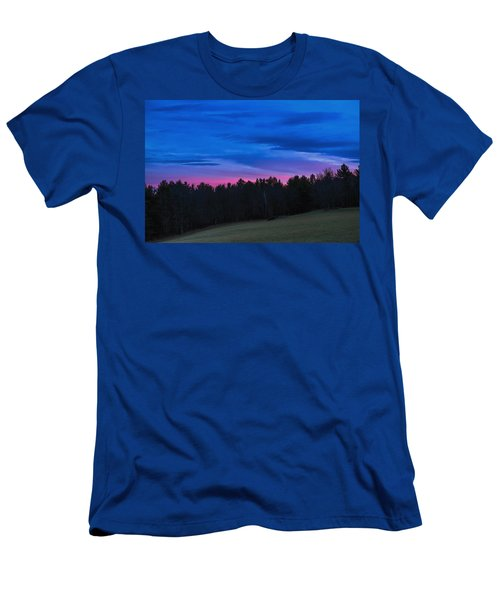 Twilight Field Men's T-Shirt (Athletic Fit)