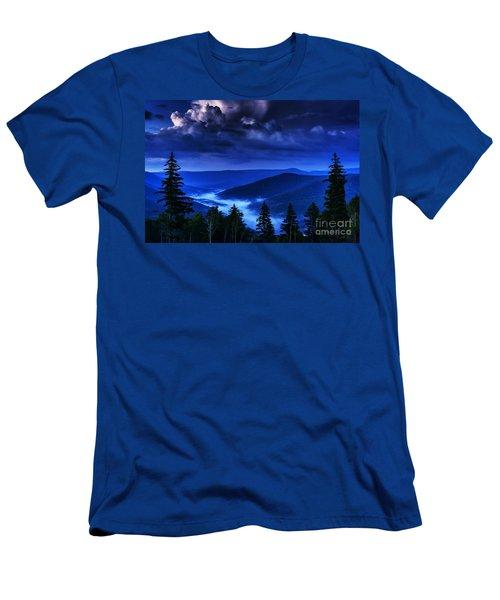 Twilight Thunderhead Men's T-Shirt (Athletic Fit)