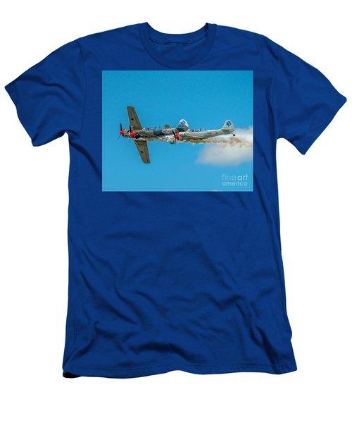 Two Yak 52's Men's T-Shirt (Athletic Fit)