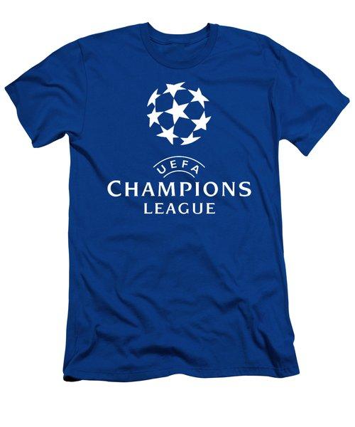 Uefa Champions League Best Logo Men's T-Shirt (Athletic Fit)
