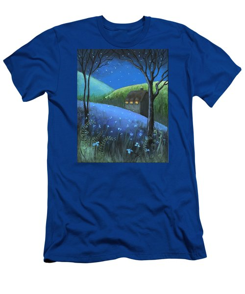 Under The Stars Men's T-Shirt (Slim Fit) by Terry Webb Harshman