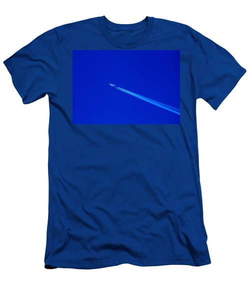 Men's T-Shirt (Athletic Fit) featuring the photograph Up Up And Away by W And F Kreations