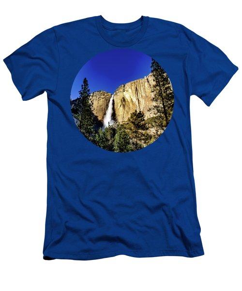 Upper Falls Men's T-Shirt (Athletic Fit)