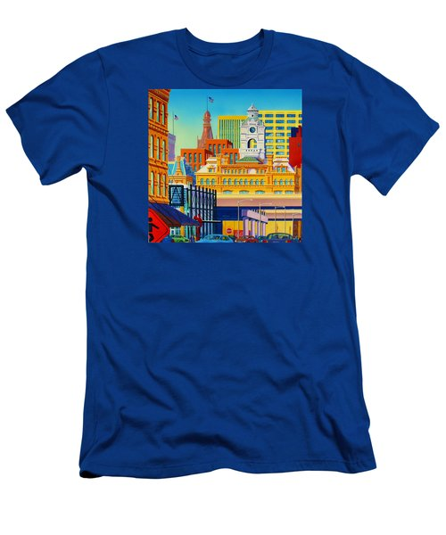 Urban Fugue Men's T-Shirt (Athletic Fit)