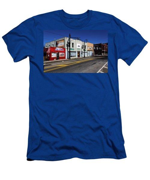 Urban Street Life Men's T-Shirt (Athletic Fit)