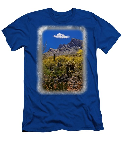 Valley View No.2 Men's T-Shirt (Athletic Fit)