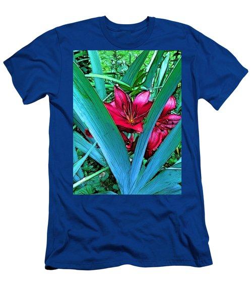 Victory Garden Men's T-Shirt (Athletic Fit)
