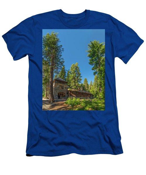 Vikingsholm - 2 Men's T-Shirt (Athletic Fit)