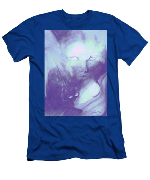 Visions Of The Night Men's T-Shirt (Athletic Fit)