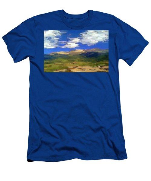 Vista Hills Men's T-Shirt (Athletic Fit)
