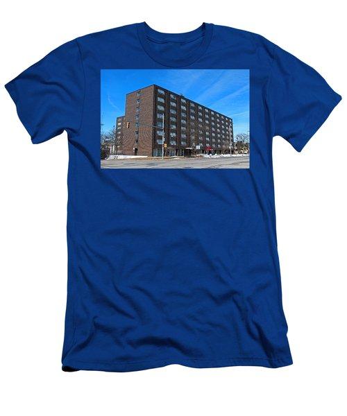 Vistula Manor Men's T-Shirt (Athletic Fit)