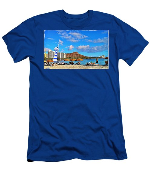 Waikiki Men's T-Shirt (Athletic Fit)