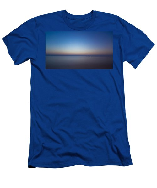 Waiting For A New Day Men's T-Shirt (Athletic Fit)