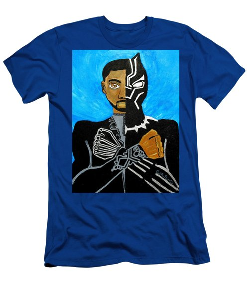 Wakanda Forever Men's T-Shirt (Athletic Fit)