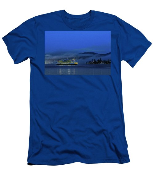 Washington State Ferry Hyak Men's T-Shirt (Athletic Fit)