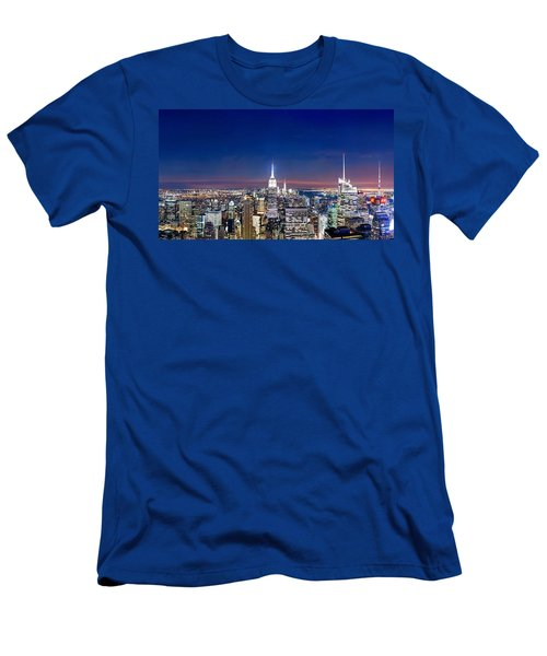 Wealth And Power Men's T-Shirt (Slim Fit)