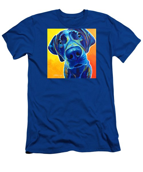 Weimaraner - Bentley Men's T-Shirt (Athletic Fit)