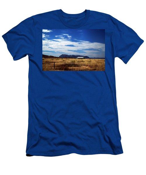 West Texas #1 Men's T-Shirt (Athletic Fit)