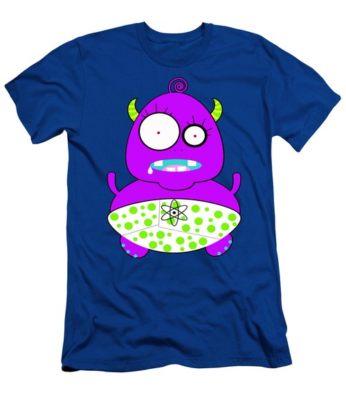 What A Handful Men's T-Shirt (Slim Fit) by Shawna Rowe