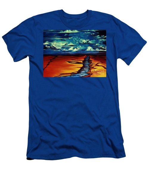 Where In The Worlds Men's T-Shirt (Athletic Fit)