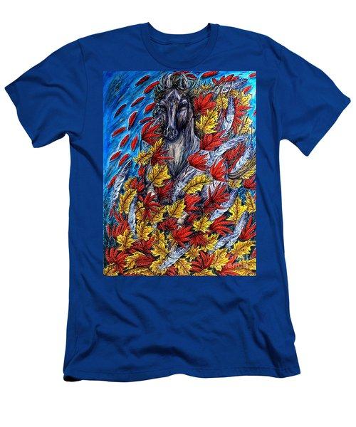 Wind Spirit Men's T-Shirt (Athletic Fit)
