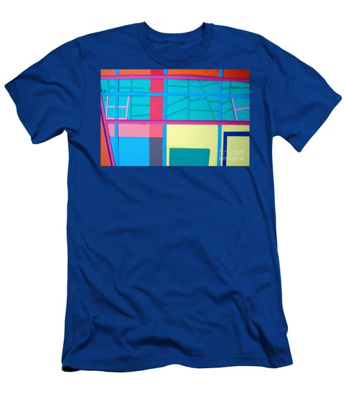 Window Reflections Men's T-Shirt (Athletic Fit)