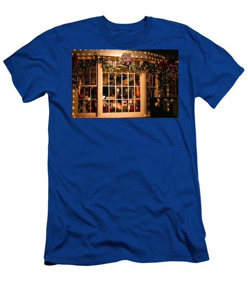 Window Shopping Men's T-Shirt (Athletic Fit)