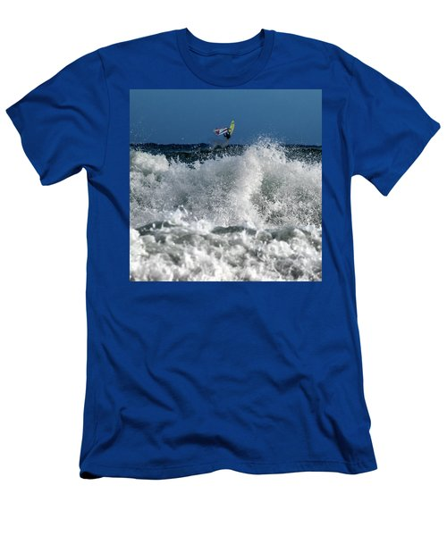 Windsurfer Men's T-Shirt (Athletic Fit)