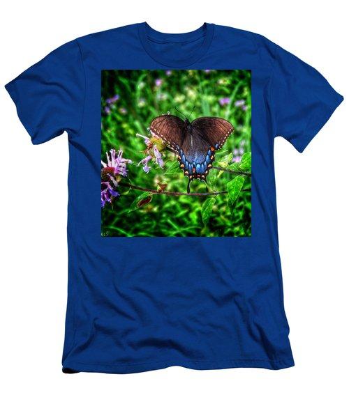 Wings Of Fancy Men's T-Shirt (Athletic Fit)