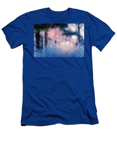 Winter Morning Light Men's T-Shirt (Athletic Fit)