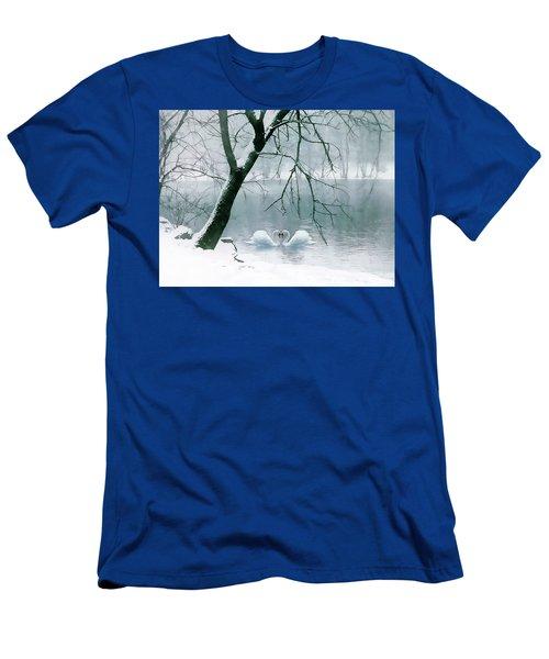 Winter Waltz Men's T-Shirt (Athletic Fit)