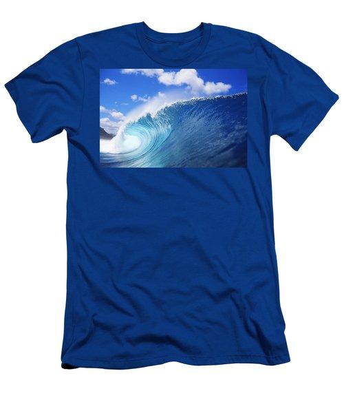 World Famous Pipeline Men's T-Shirt (Athletic Fit)