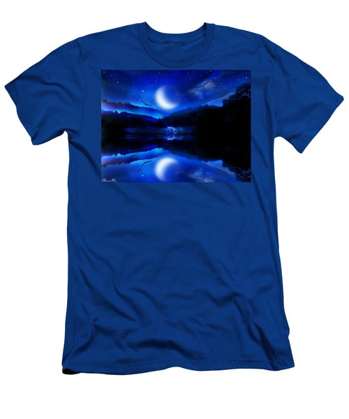 Written In The Stars Men's T-Shirt (Athletic Fit)