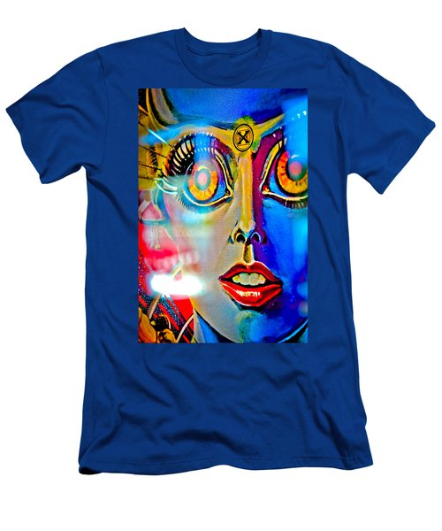 X Is For Xenon - Pinball Men's T-Shirt (Athletic Fit)