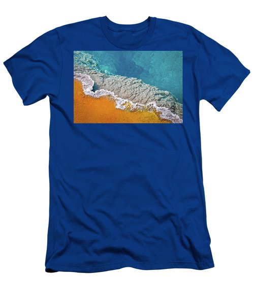 Yellowstone Pool Men's T-Shirt (Athletic Fit)