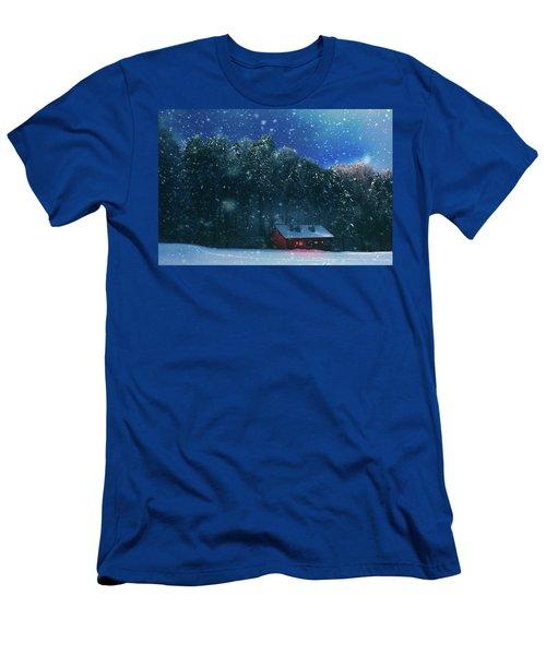 Chalet Men's T-Shirt (Athletic Fit)