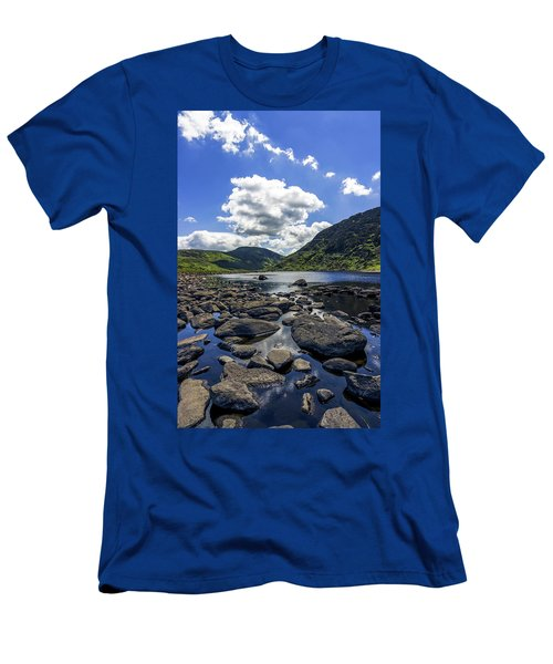 Llyn Eigiau Men's T-Shirt (Athletic Fit)