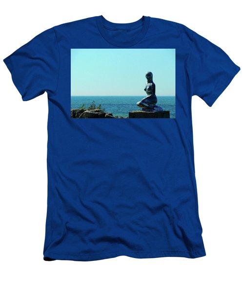 Magical Mermaid Men's T-Shirt (Athletic Fit)
