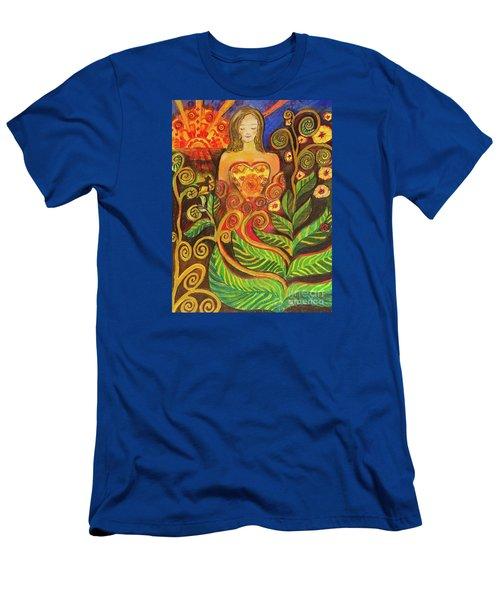 Zen Morning Men's T-Shirt (Athletic Fit)