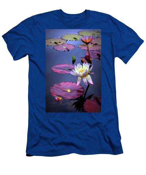 Autumn Lily Men's T-Shirt (Athletic Fit)
