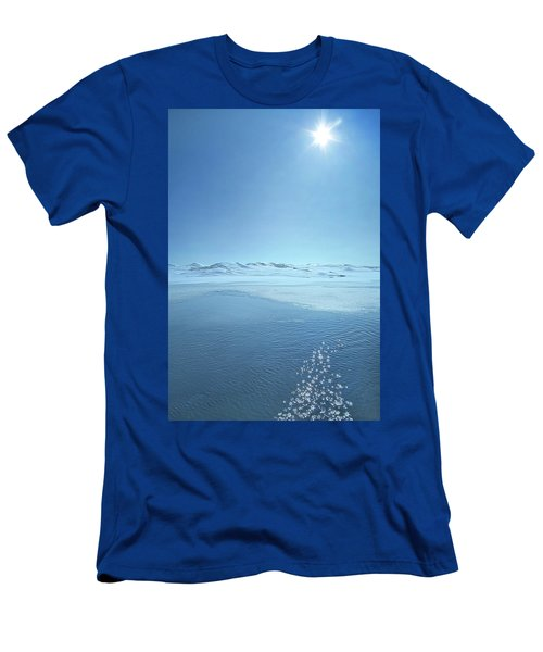 Men's T-Shirt (Athletic Fit) featuring the photograph Stillness by Phil Koch