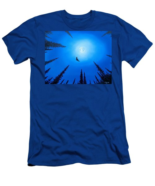 238,855 Miles To Go Men's T-Shirt (Athletic Fit)