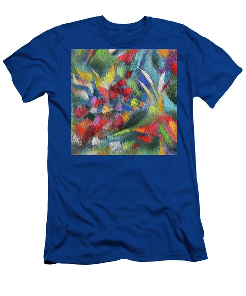 Abundance - Detail Men's T-Shirt (Athletic Fit)