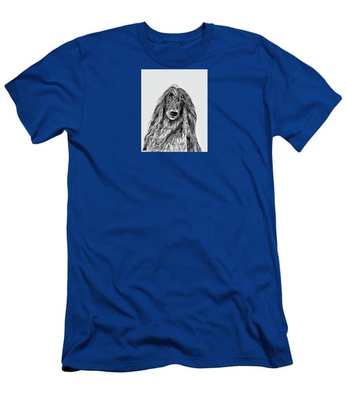 Afghan Hound 3 Men's T-Shirt (Athletic Fit)