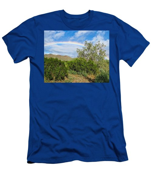 After An Arizona Winter Rain Men's T-Shirt (Athletic Fit)