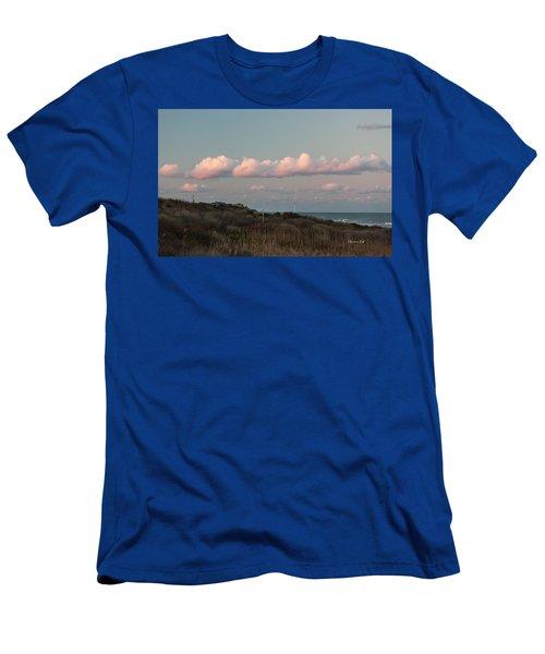 Along The Cape Men's T-Shirt (Athletic Fit)